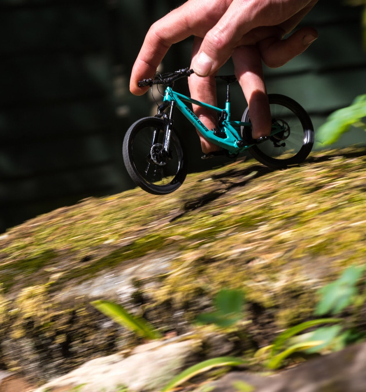 5010 finger bike
