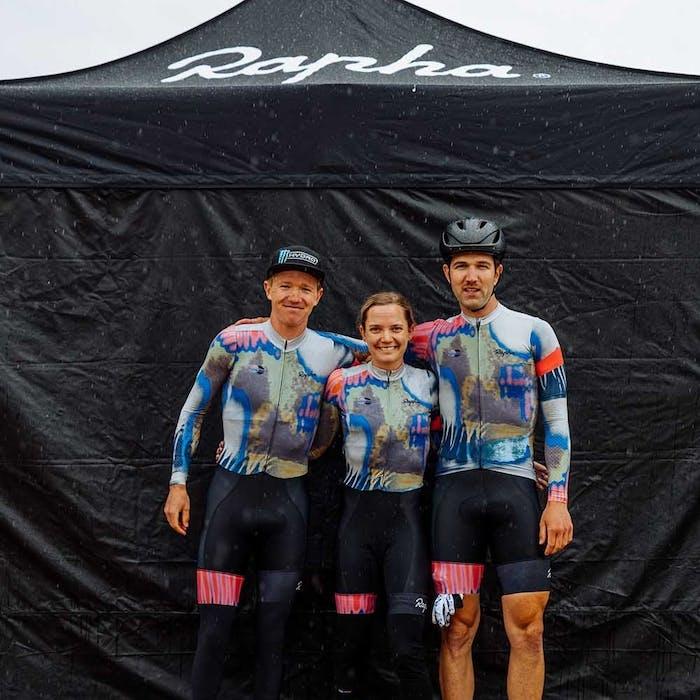 Santa Cruz htSQD XC team