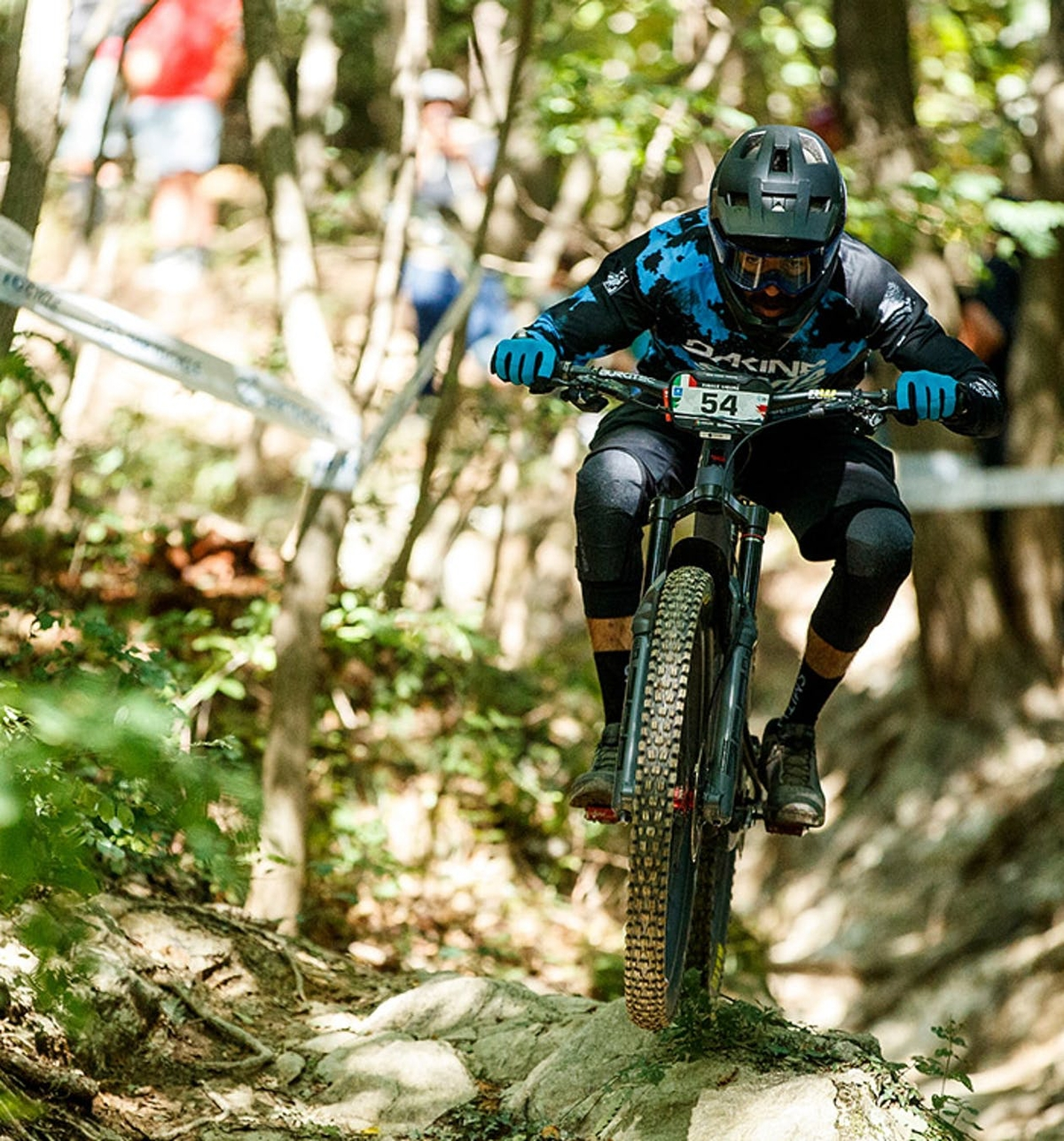 Racing the Megatower at the Enduro World Series Finale