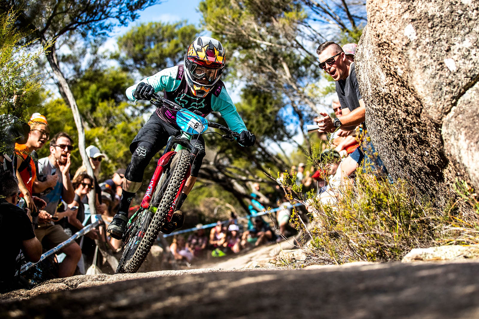 Santa Cruz Bicycles - EWS Tasmania - 2019