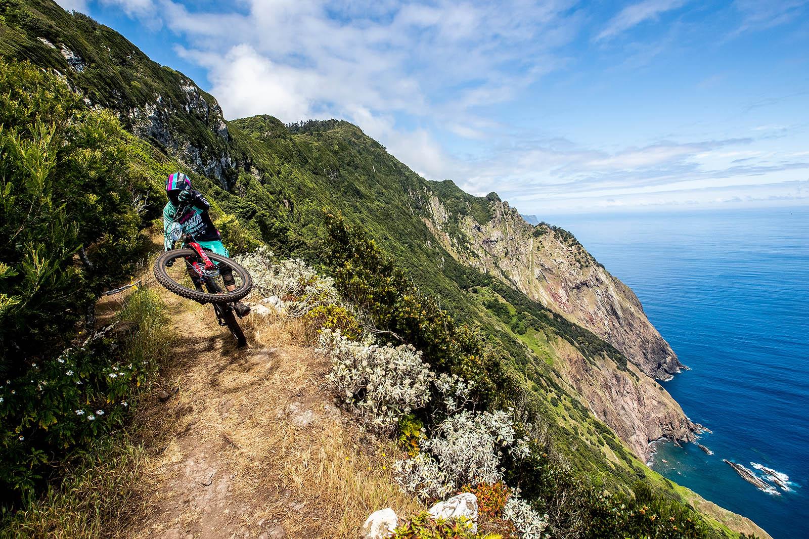 Santa Cruz Bicycles - EWS Madeira - 2019