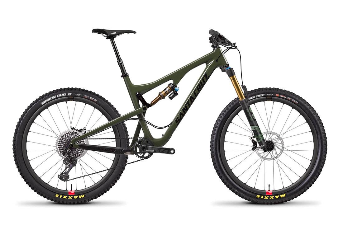 Bronson santa cruz bicycles solutioingenieria Gallery