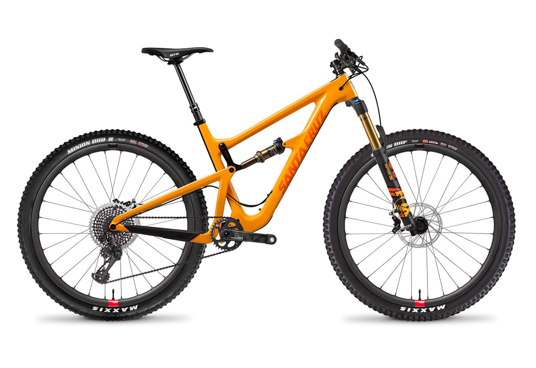 santa cruz bicycles - Mountain Bike Frames