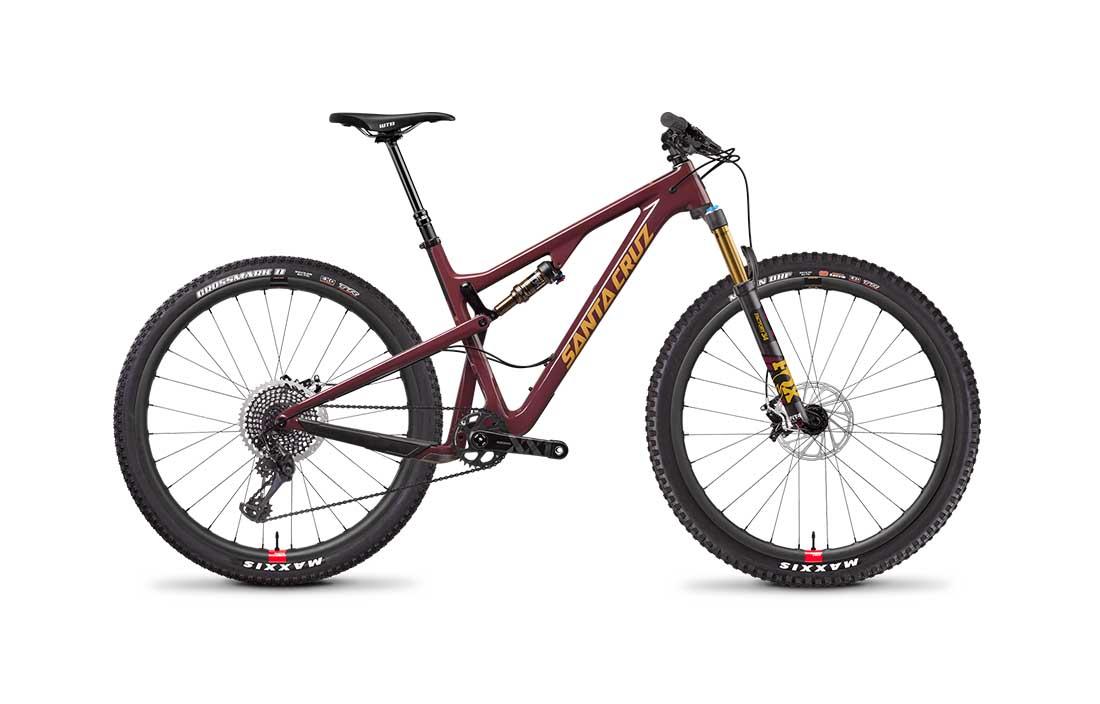 Tallboy | Santa Cruz Bicycles - 29er Mountain Bike