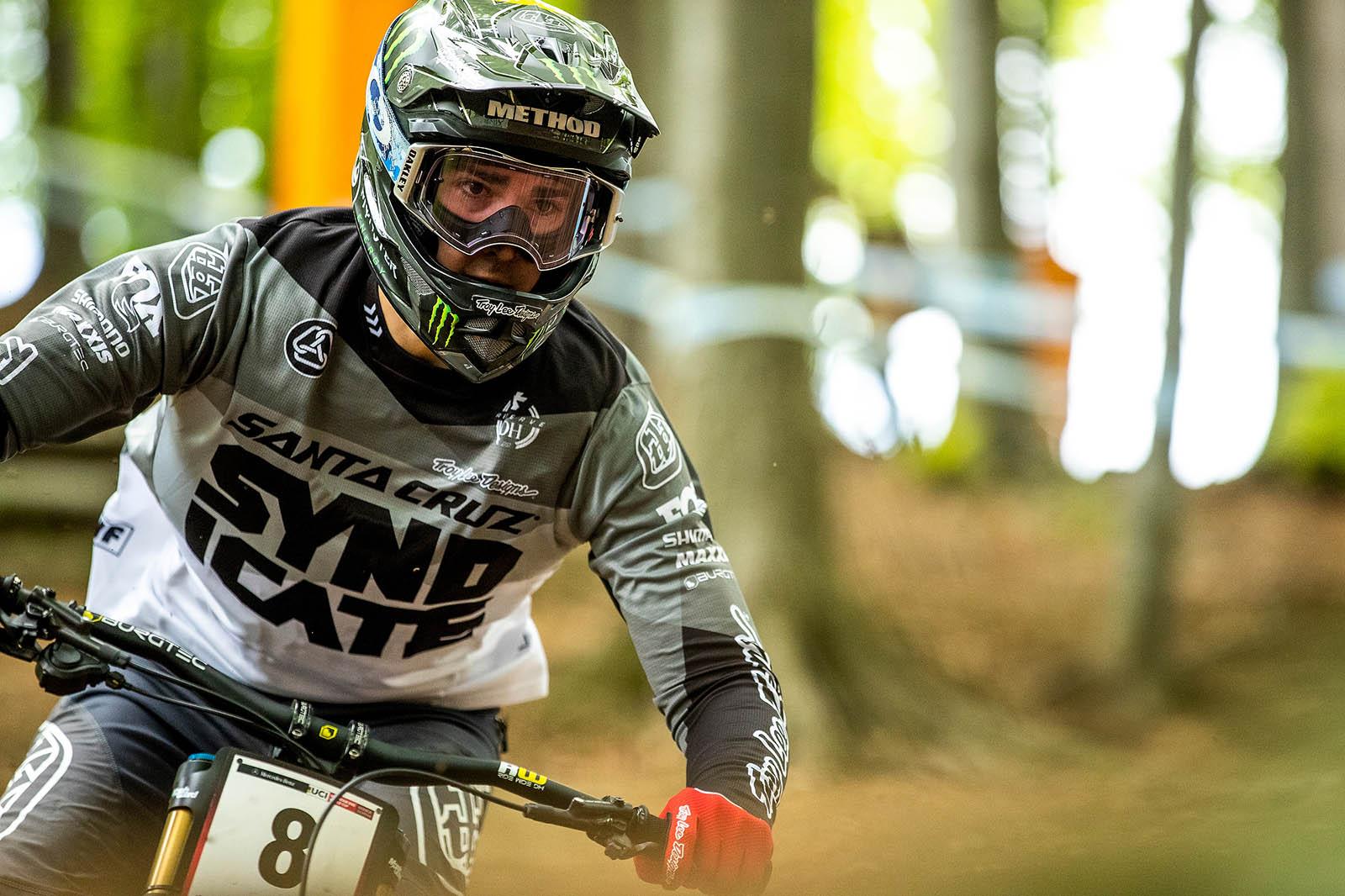 Santa Cruz Bicycles - UCI DH Maribor 2019 - Luca Shaw