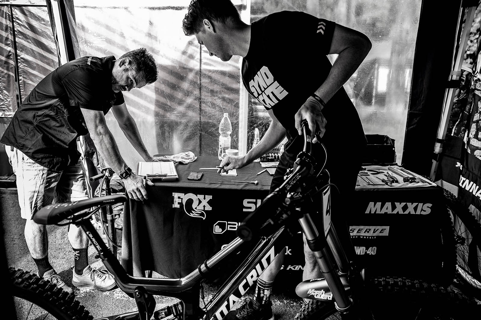 Santa Cruz Bicycles - UCI DH Maribor 2019