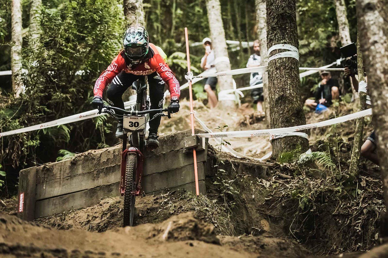 Santa Cruz Bicycles - Crankworx Rotorua - 2019