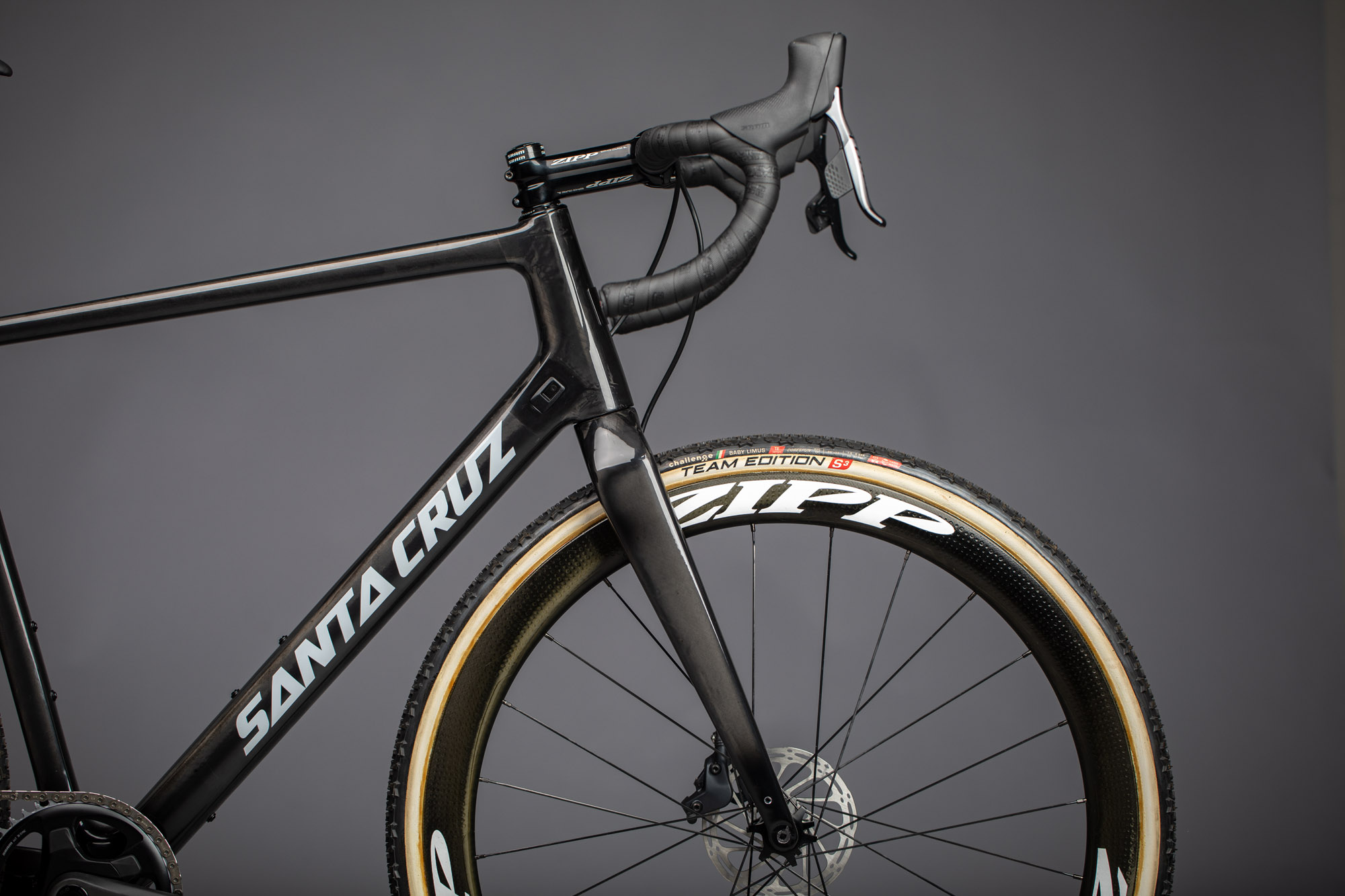 Santa Cruz Bicycles - Tobin Ortenblad's Custom Stigmata Cyclocross Race Bike