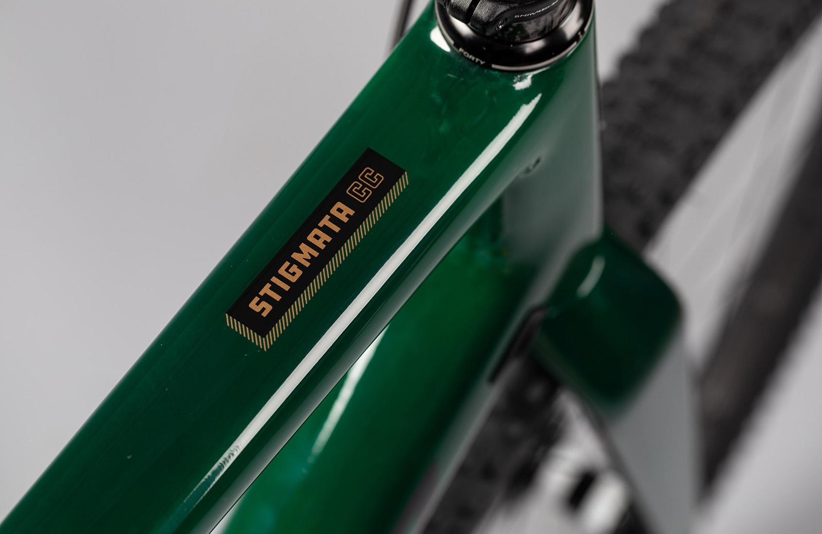 Santa Cruz Stigmata Carbon CC frame