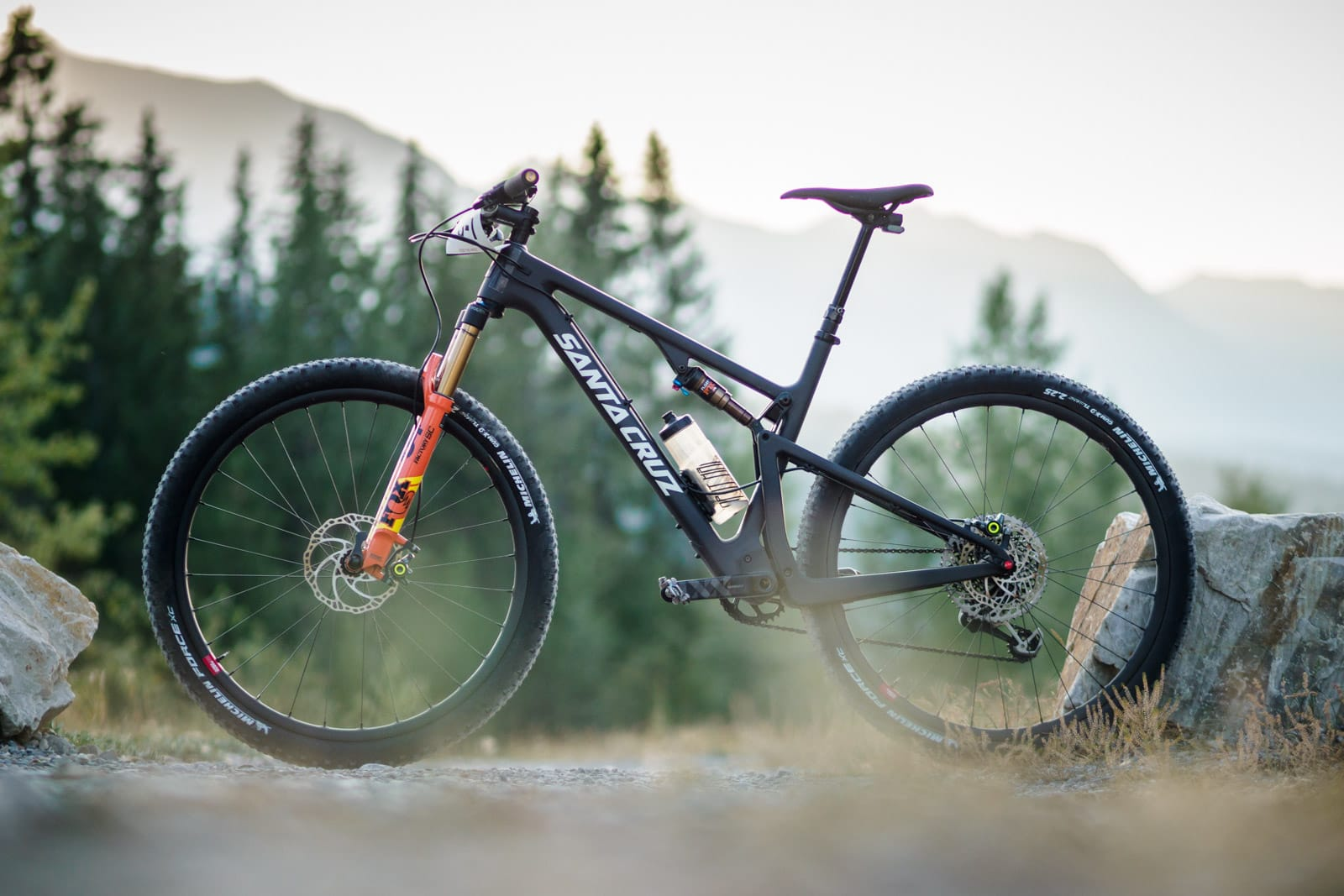 Santa Cruz Bicycles - The New Blur - Singletrack6