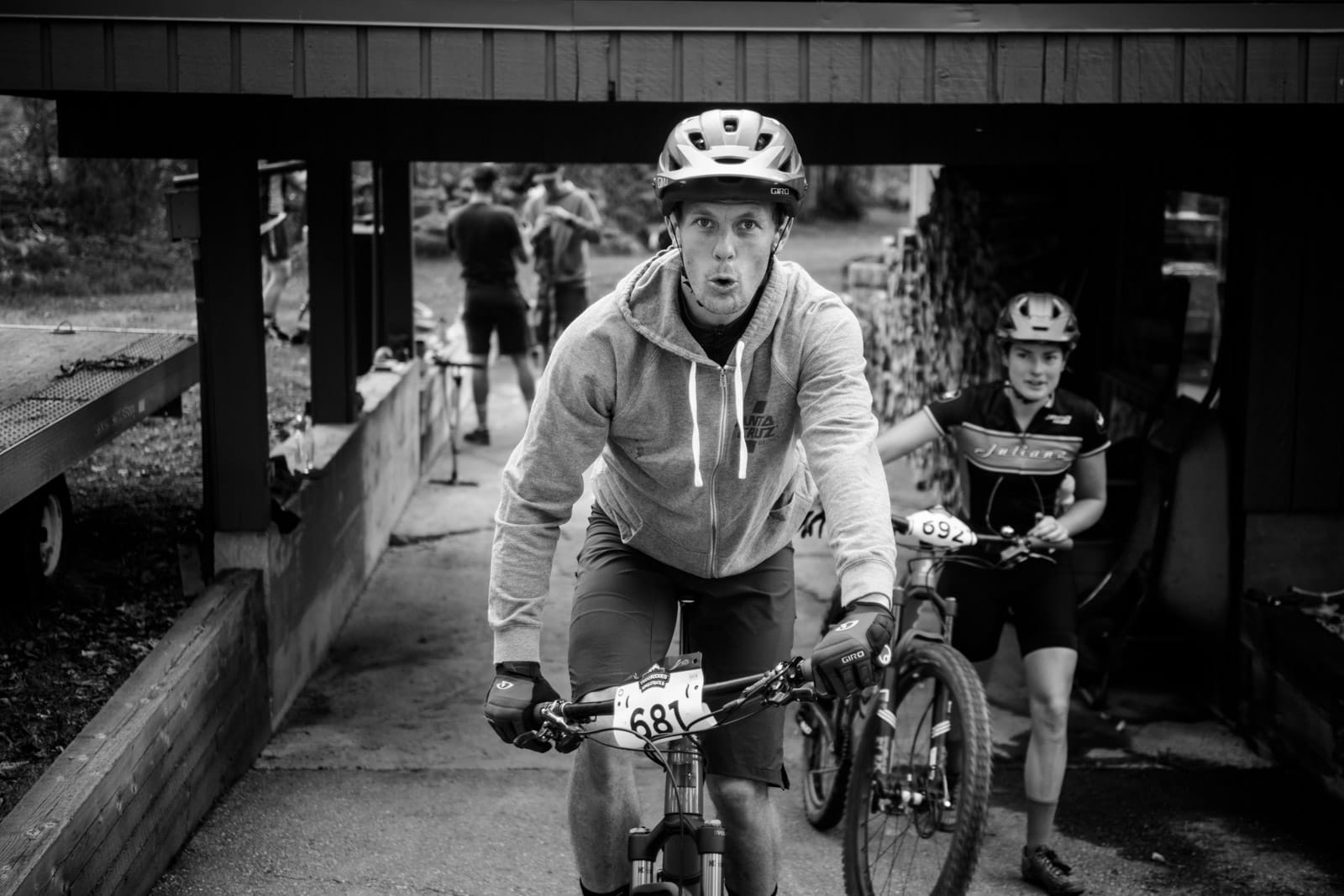 Santa Cruz Bicycles - Chris Johnston and Campbell Steers at Singletrack6