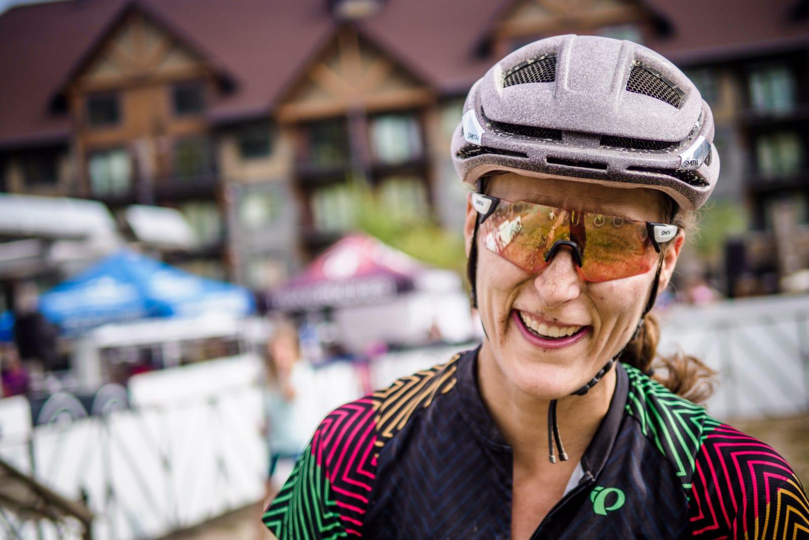 Santa Cruz Bicycles - Juliana Bicycles Mical Dyck at Singletrack6 2018