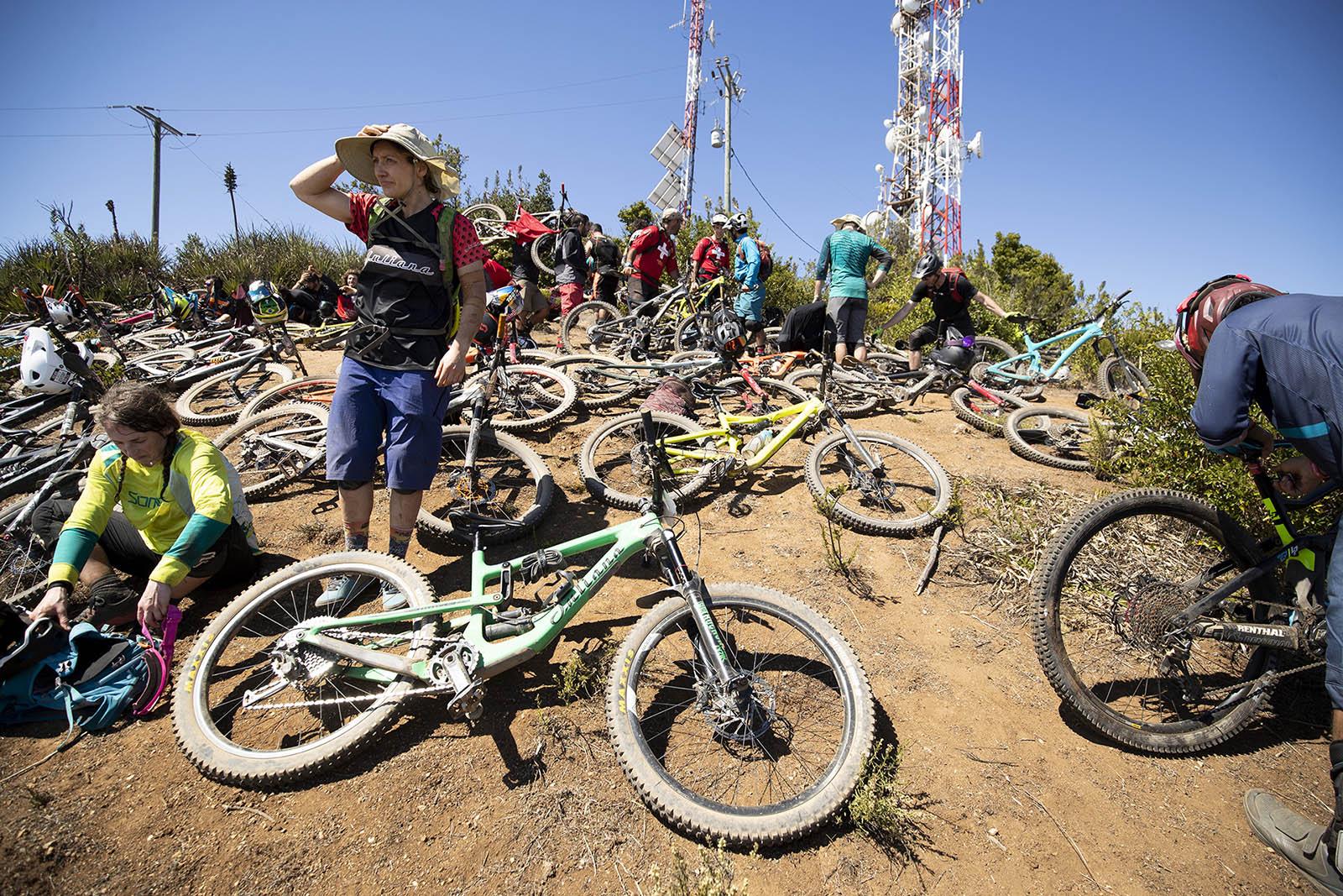 Santa Cruz Bicycles - Andes Pacifico 2019