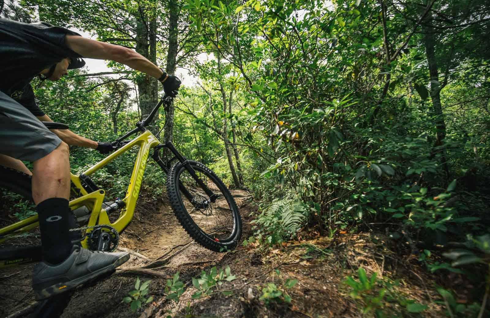 Santa Cruz Tallboy Trail Bike Review