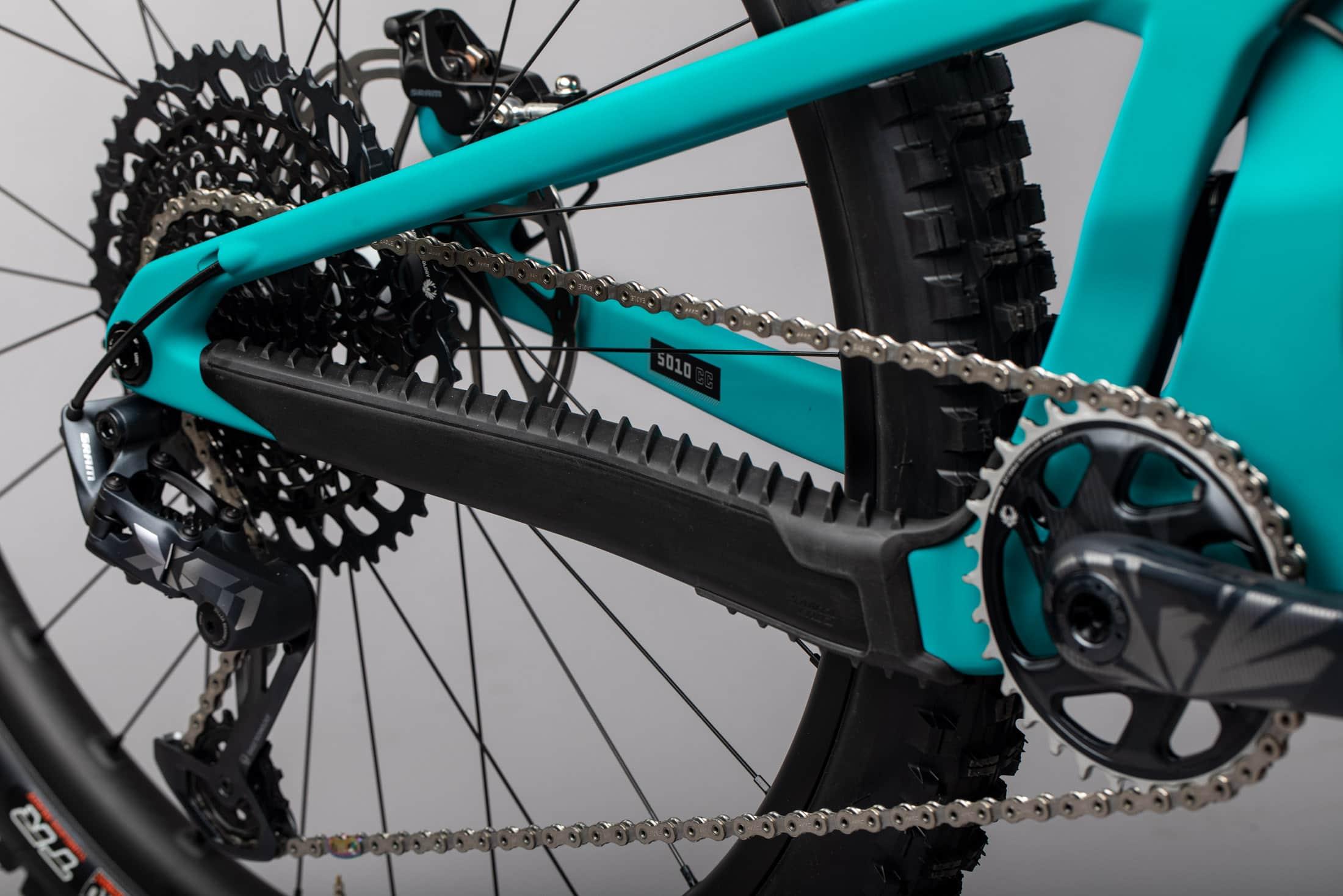 Santa Cruz 5010 Components