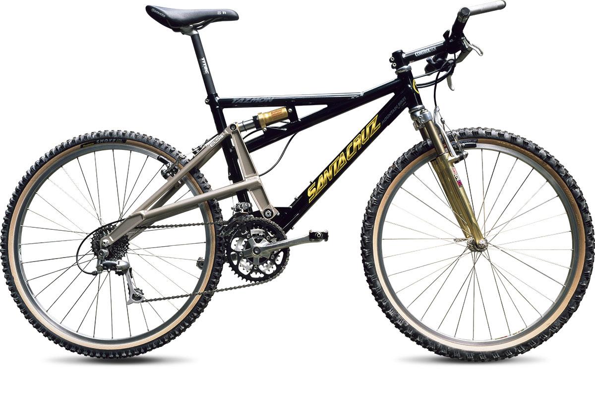Santa Cruz Bicycles - The Tazmon