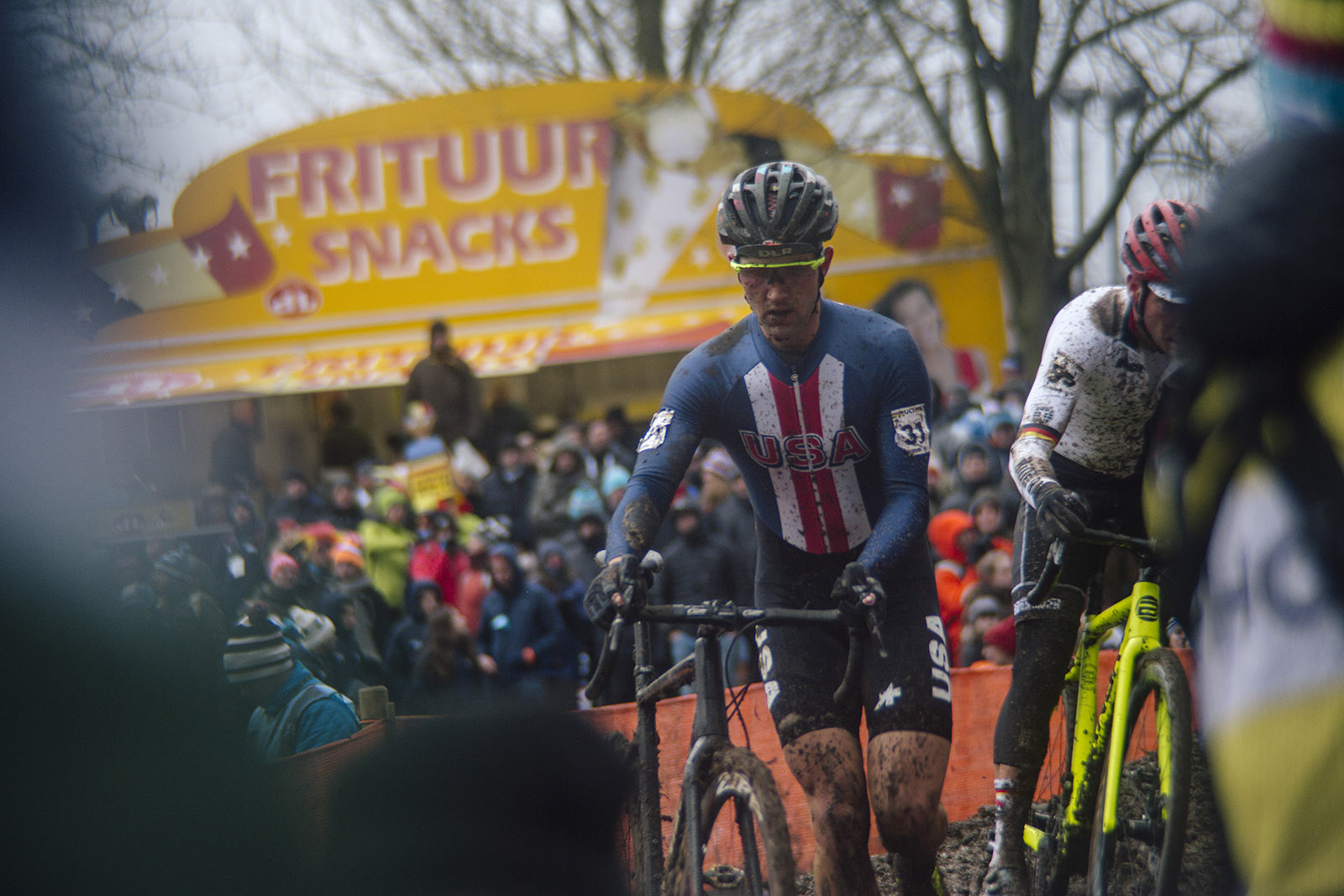 Trading Wings for Cyclo-Cross Worlds