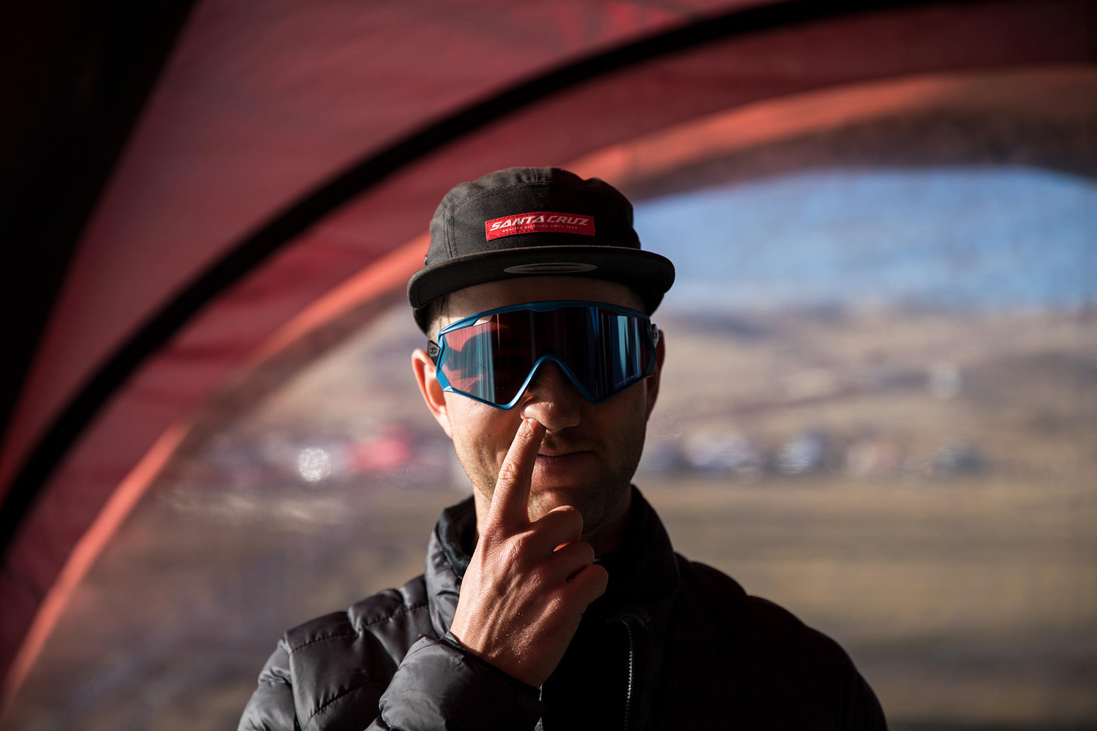 Tobin Ortenblad - Santa Cruz Bicycles - Cyclocross National Championships