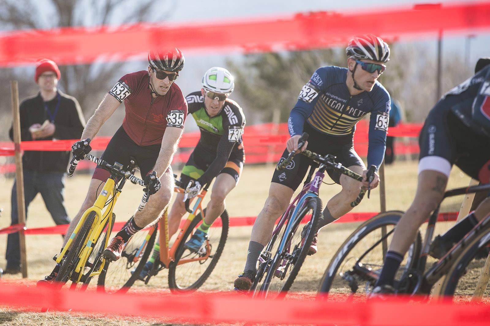 Scott Chapin - Santa Cruz Bicycles - Cyclocross National Championships