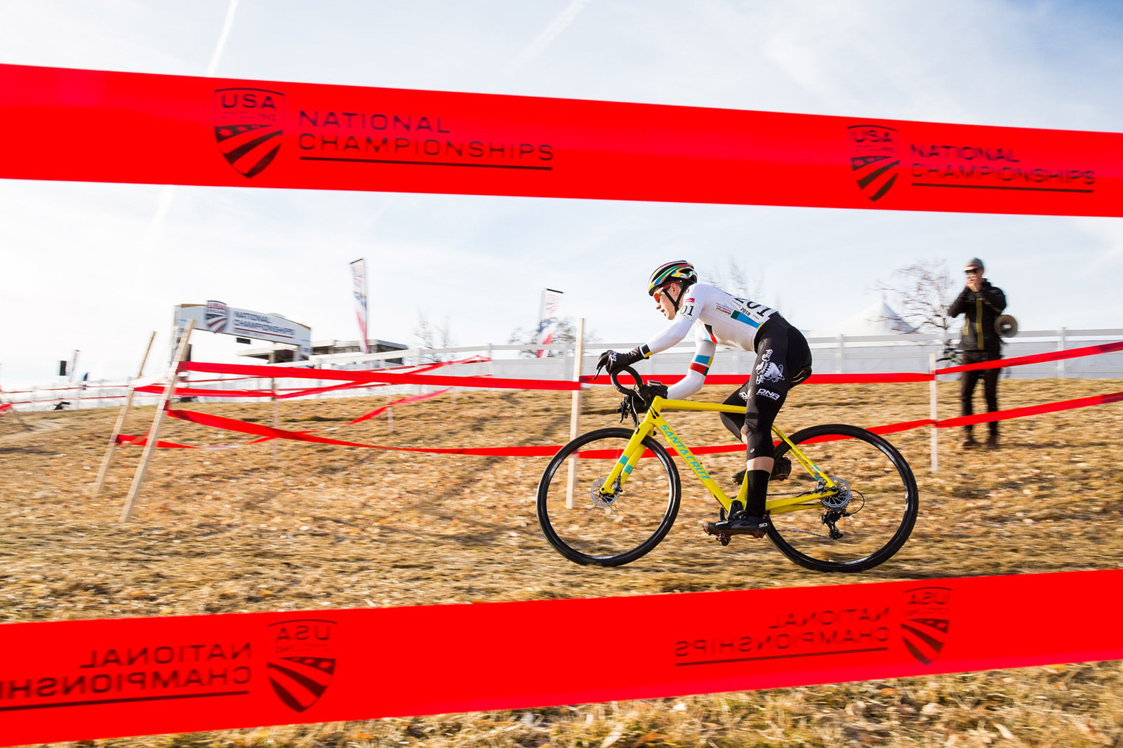 Ben Gomez Villafane - Santa Cruz Bicycles - Cyclocross National Championships