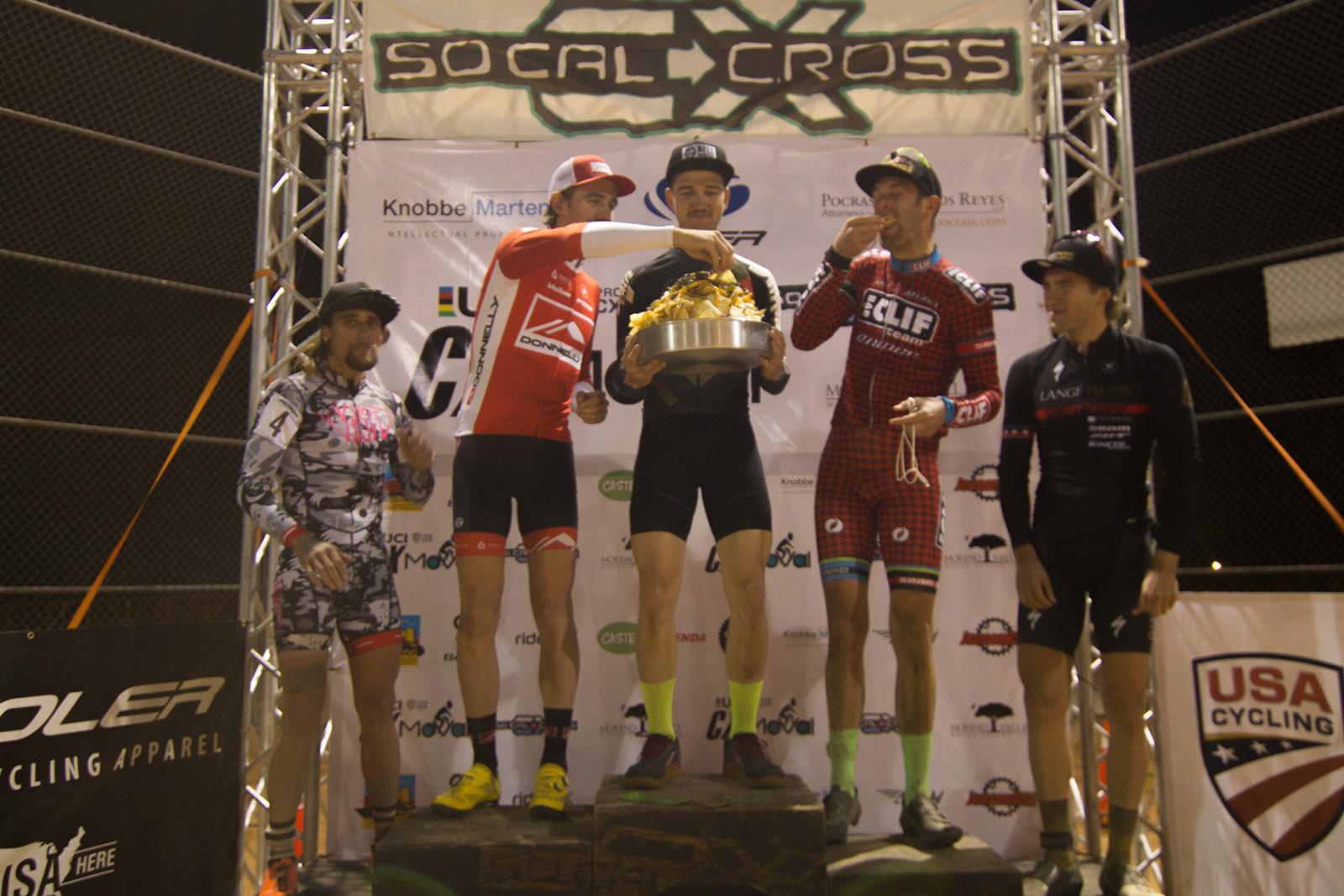 Tobin Ortenblad With Back-to-Back Wins at CXLA