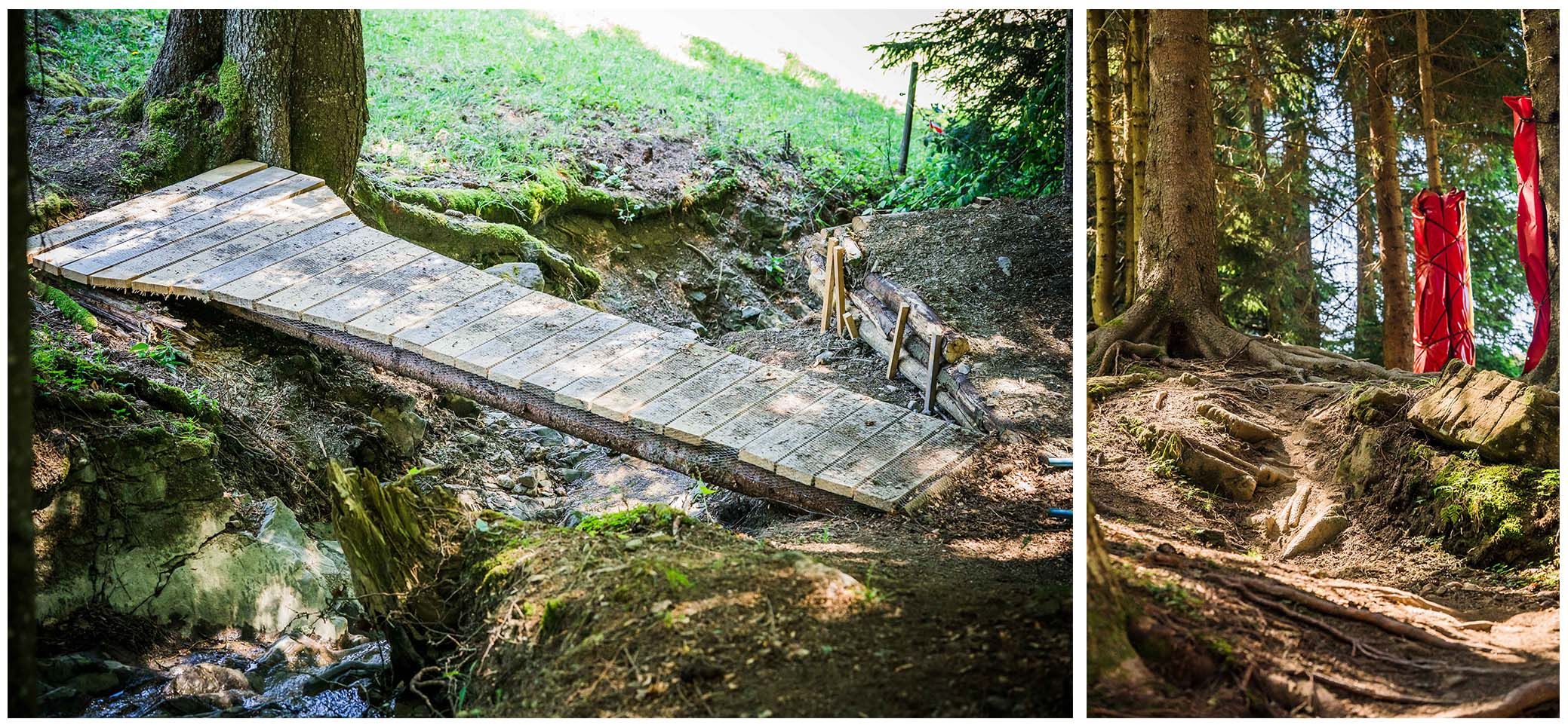 Santa Cruz Bicycles - The New Track on Pleney Mountain for 2018 French National DH Championships