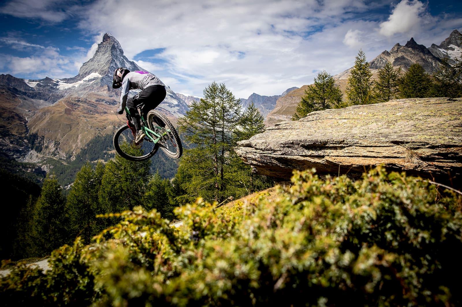 Enduro World Series 2019 - Round 8 - Zermatt