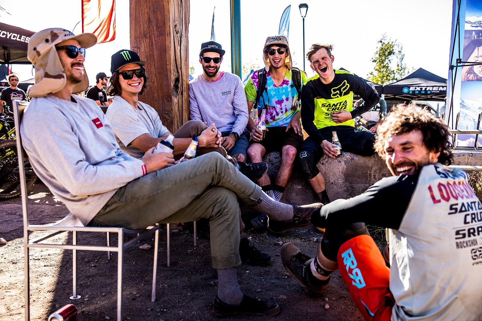 Santa Cruz Bicycles - Santa Cruz X SRAM Team and More