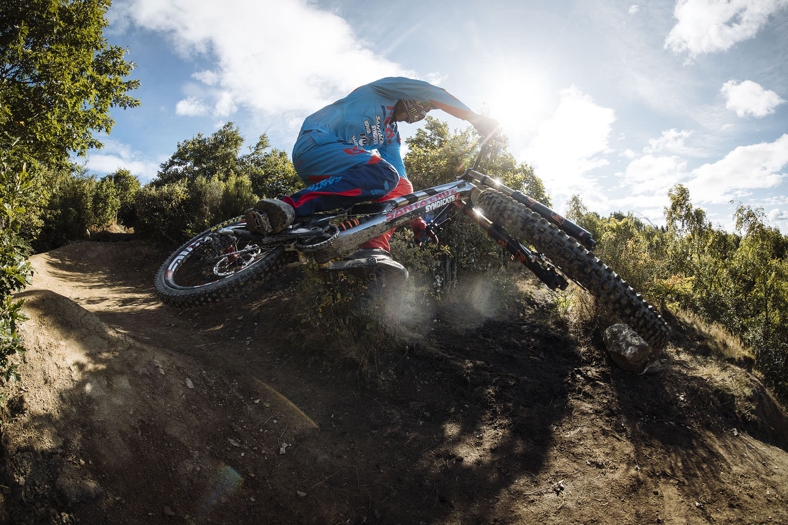 Santa Cruz Bicycles - GAMBLE Film Steve Peat