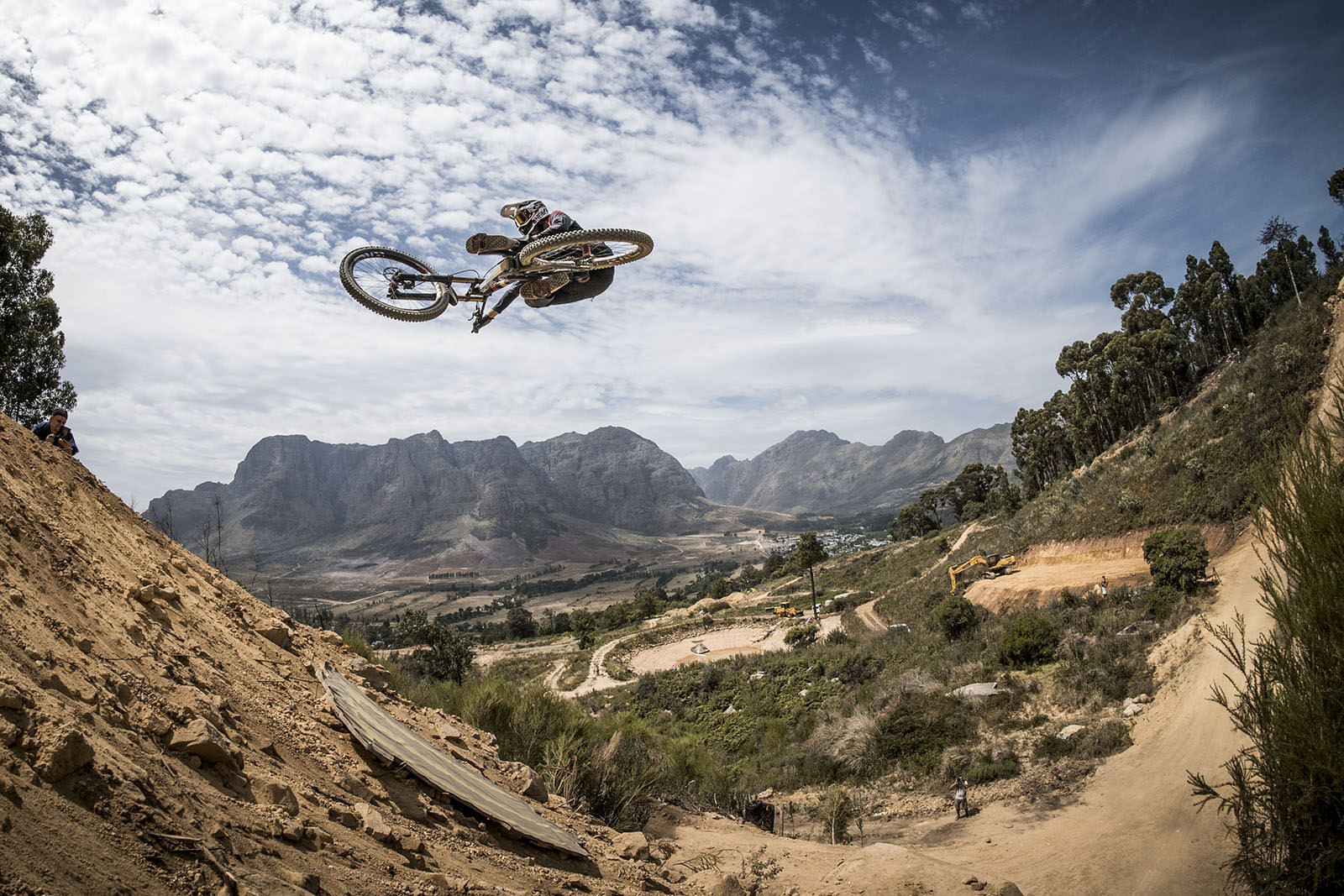 Santa Cruz Bicycles - GAMBLE Film - Greg Minnaar