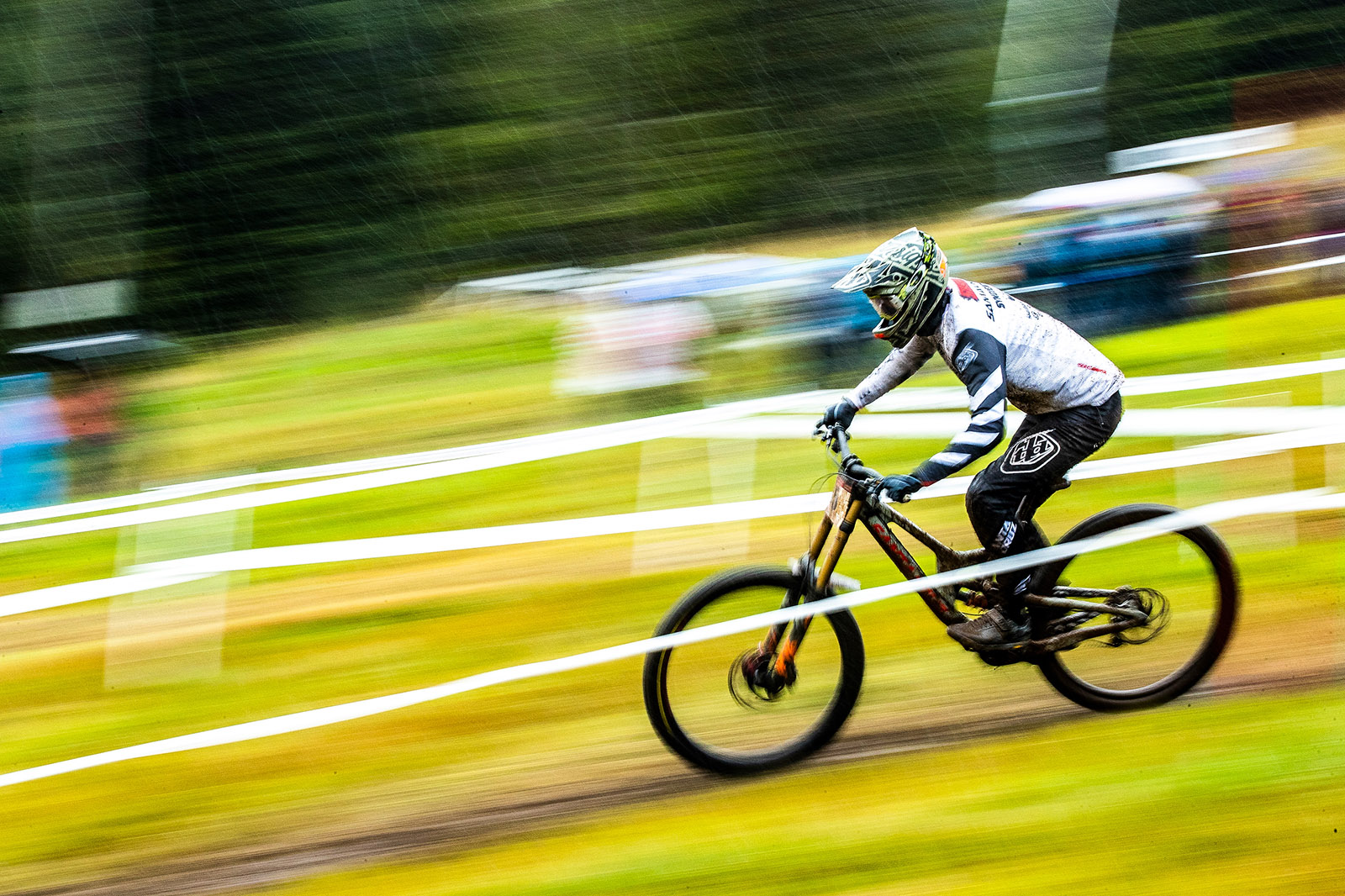 Santa Cruz Bicycles - La Bresse World Cup - 2018