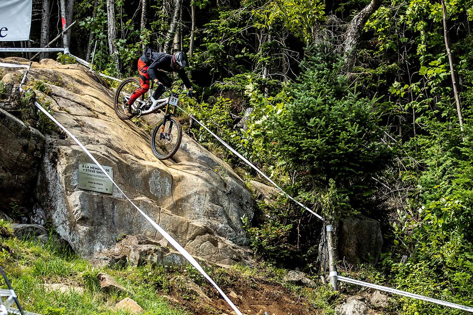 Santa Cruz Bicycles - Mont Sainte Anne - 2018