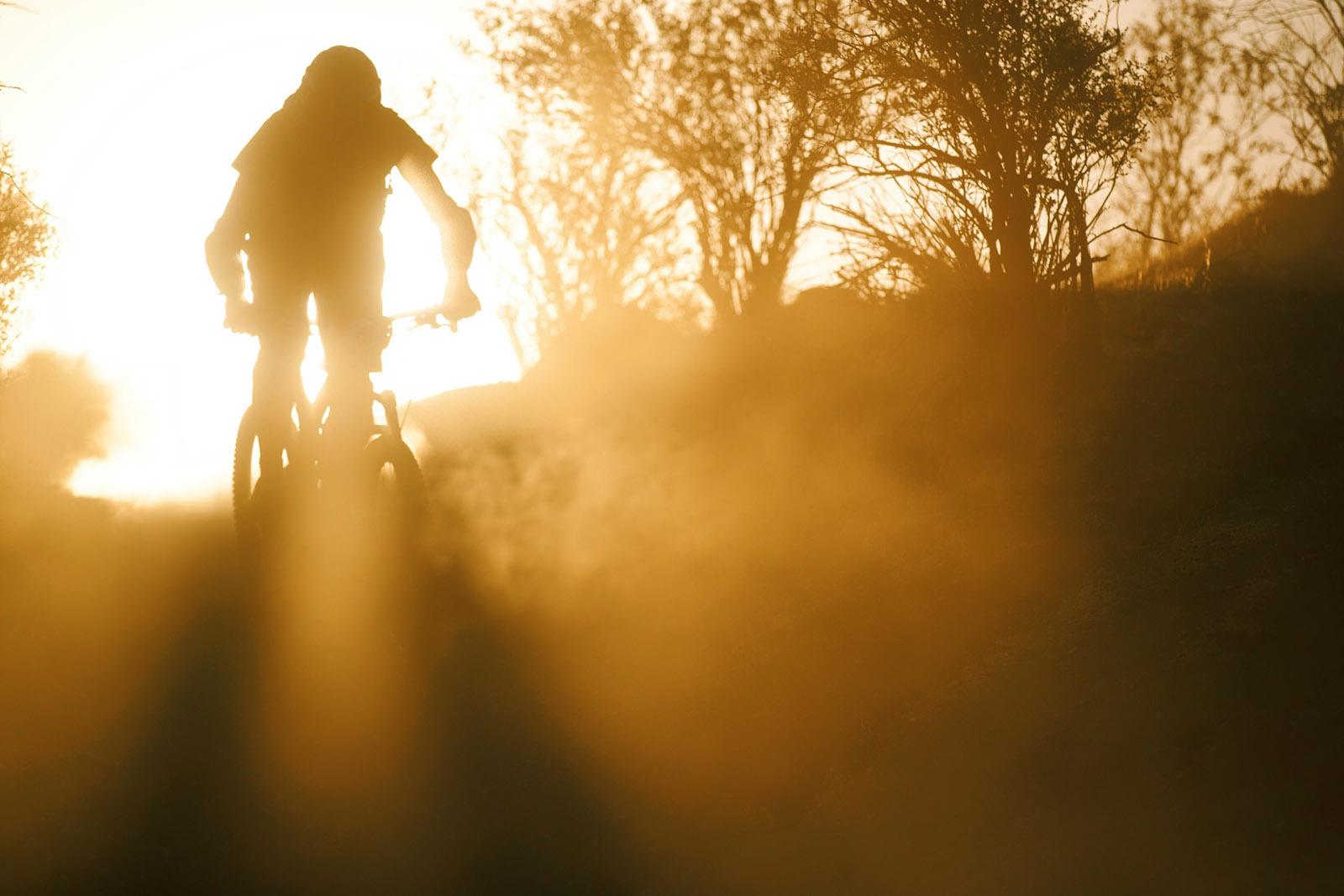 Santa Cruz Bicycles - Kicking Dust at Andes Pacifico Enduro