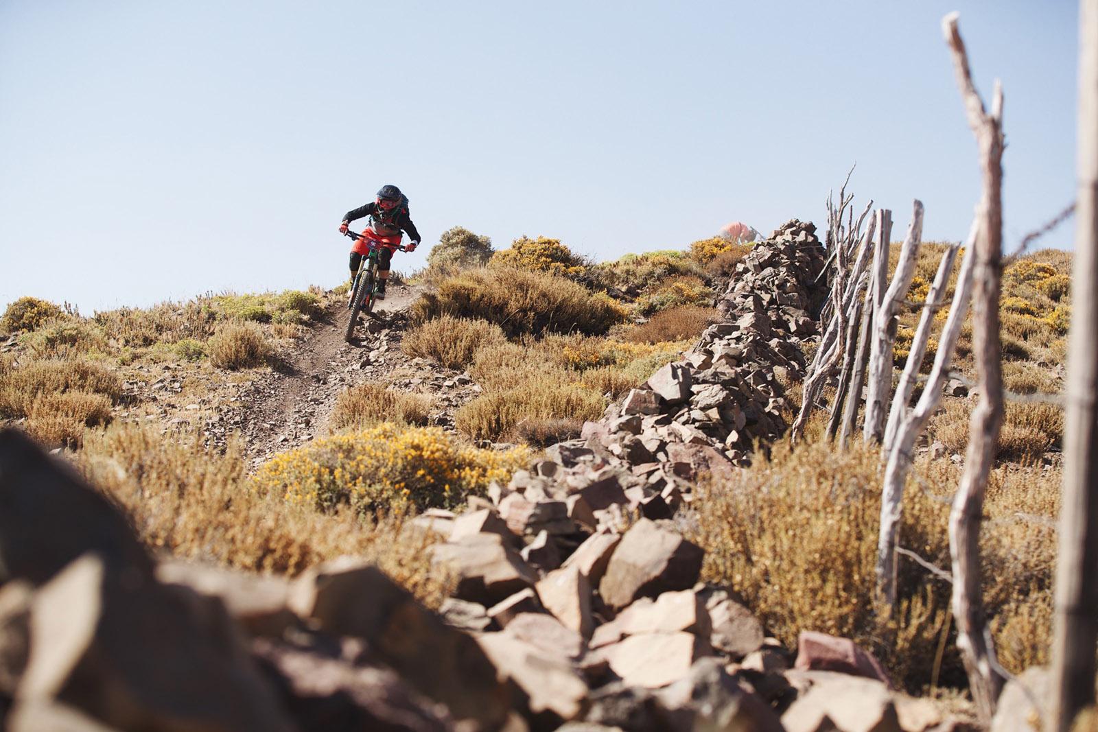 Santa Cruz Bicycles - Juliana Bicycles Team Rider Jaime Hill at Andes Pacifico