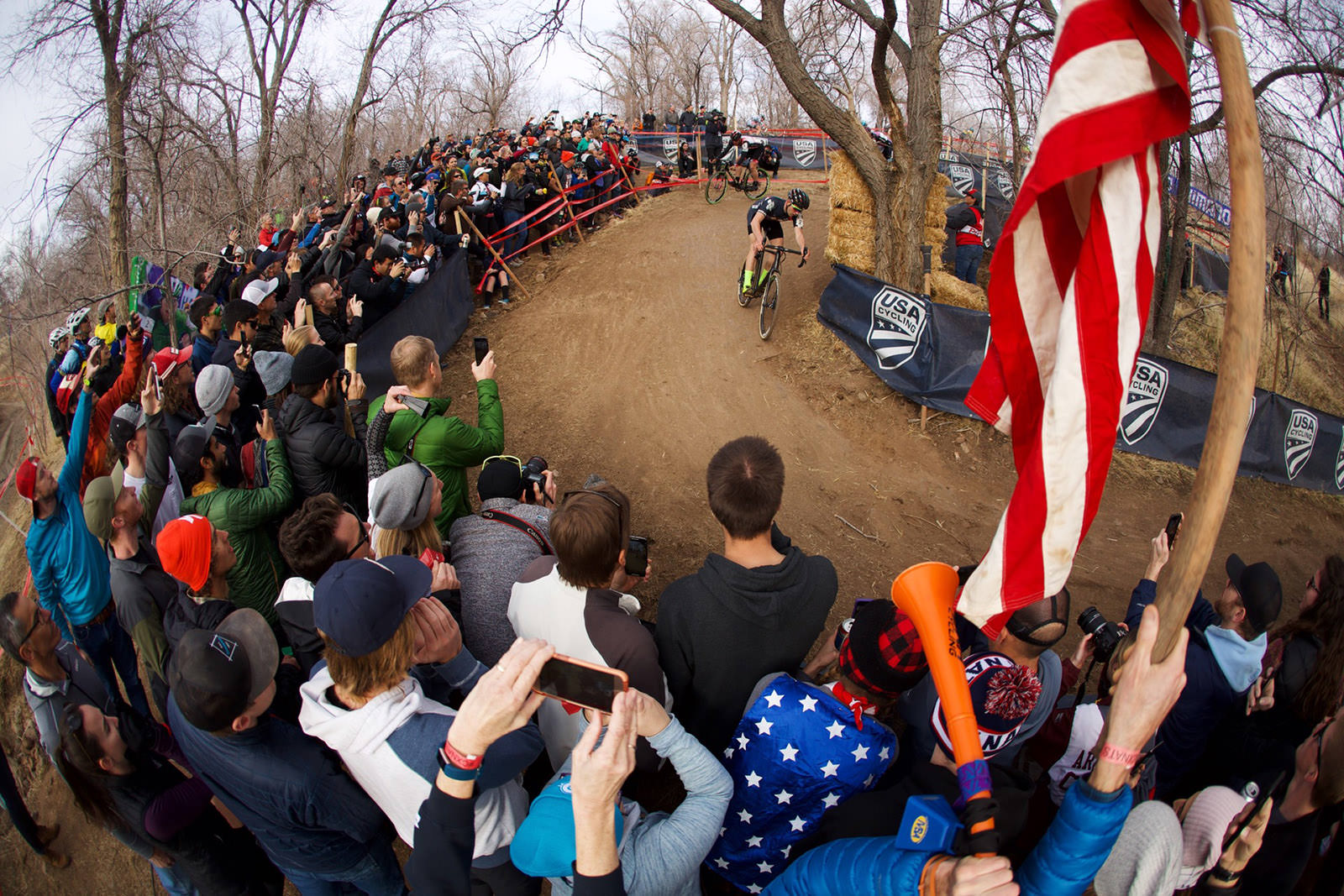 Tobin Ortenblad - Santa Cruz Bicycles - Cyclocross Nationals in Reno