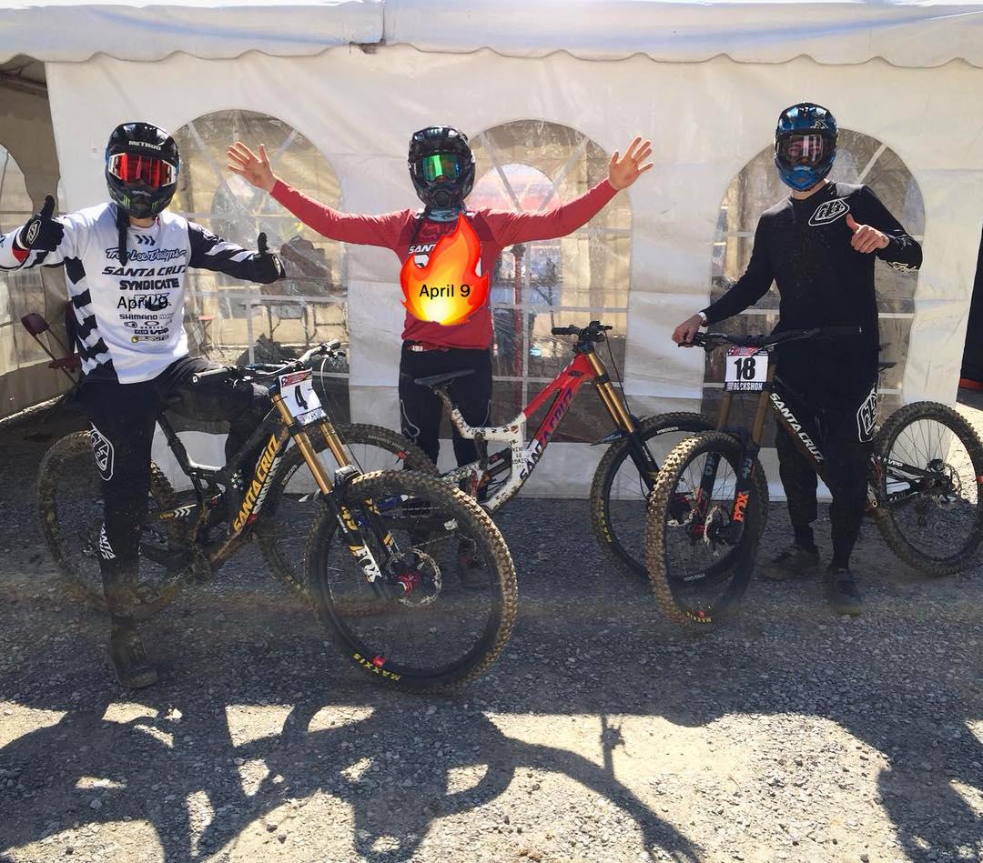 Santa Cruz Bicycles - Syndicate at Windrock Pro GRT 2019