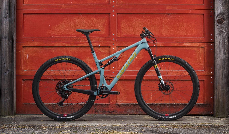 Blur | Santa Cruz Bicycles - Mountain Bikes