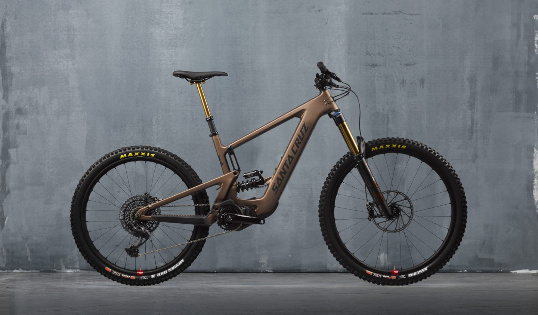 Bicicletas Santa Cruz Bullit Gold