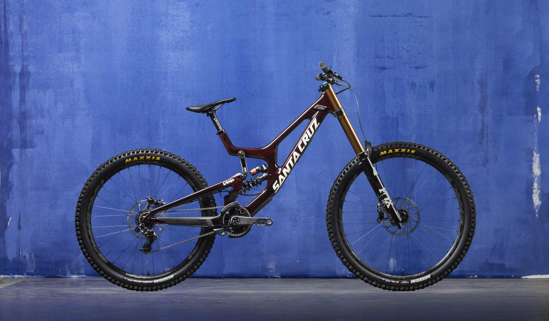 Santa Cruz Bicycles v10 mx