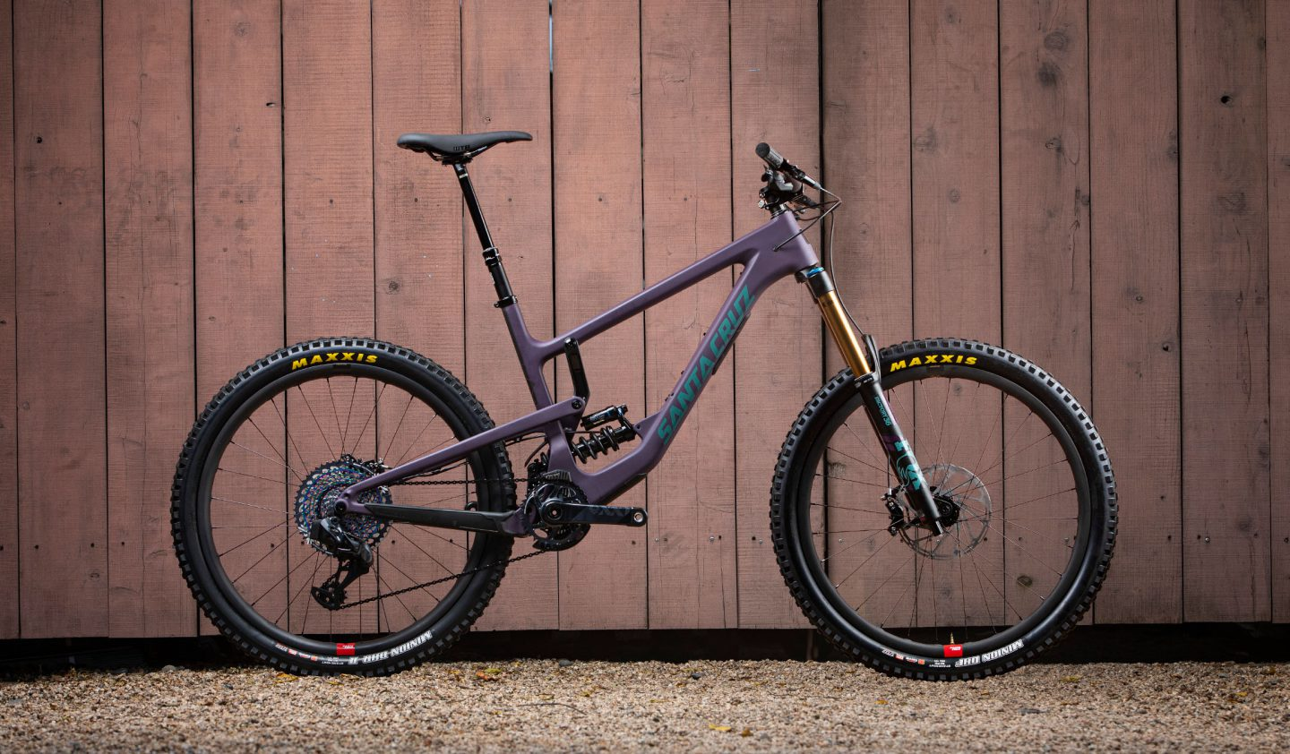 Nomad | Santa Cruz Bicycles - Mountain Bikes