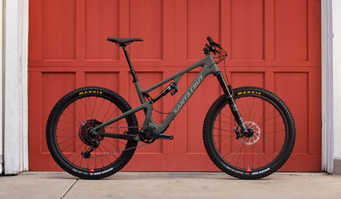 5010 | Santa Cruz Bicycles - Mountain Bikes