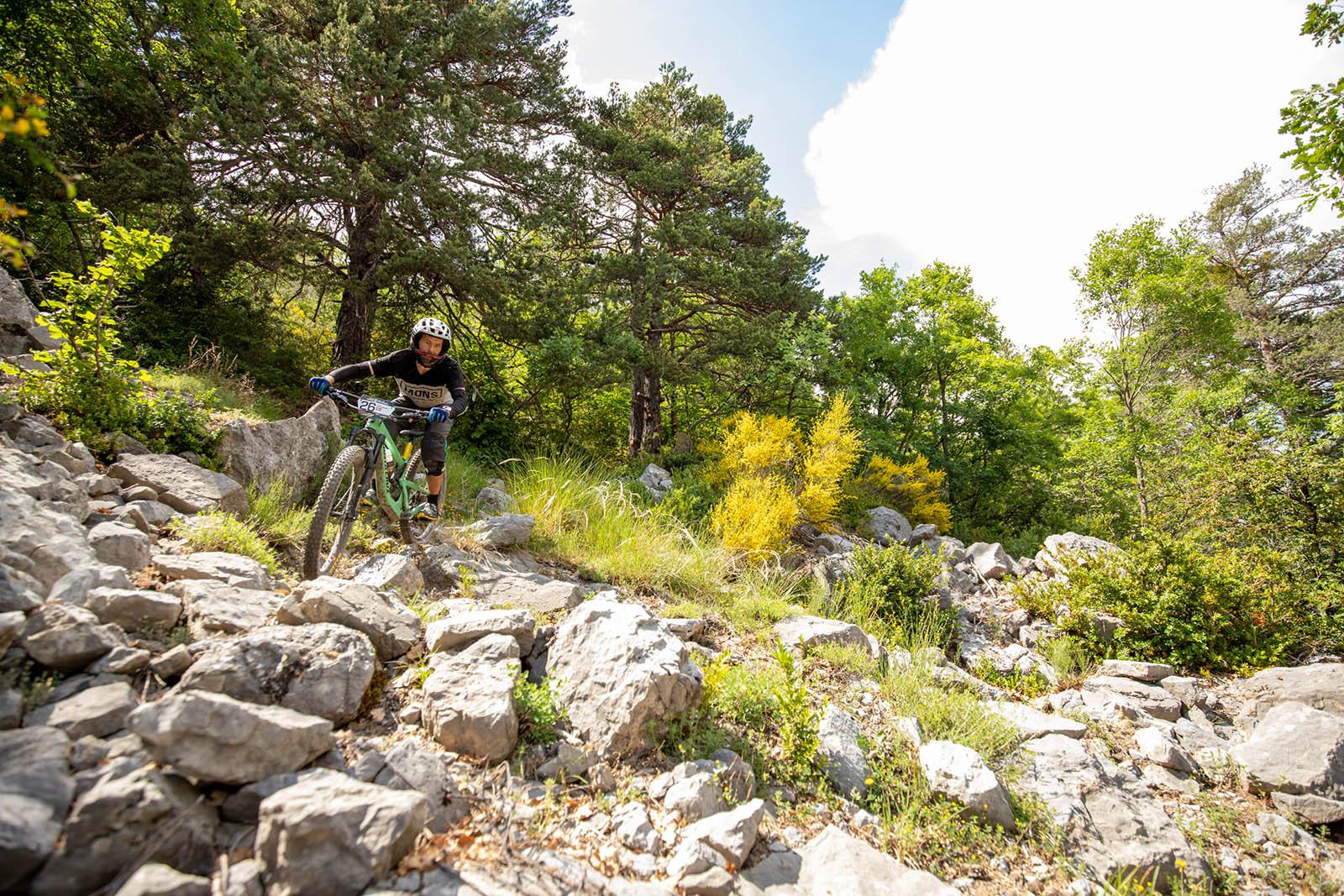 Mavic Trans-Provence - Day Two